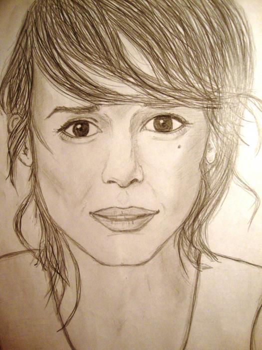 Elizabeth Reaser by joannna